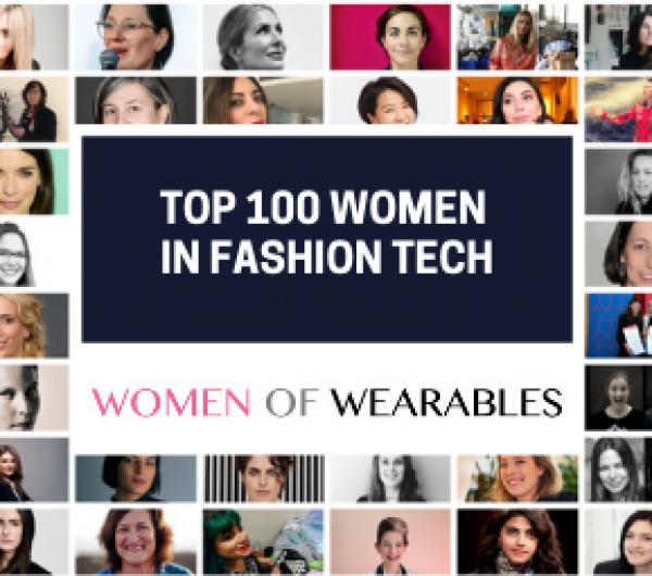 Top 100 Women in Fashion Tech